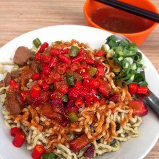 Foto - Makanan(Bakmi Medan Kebon Jahe - porsi kecil) di Bakmi Medan Kebon Jahe oleh Julianta G