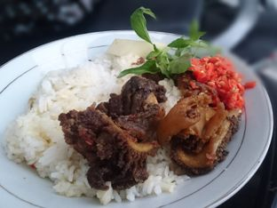 Foto review Nasi Babat Cak Yasin oleh Anindya Sugiono 2