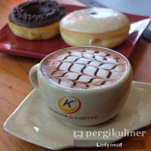 Foto 10 - Makanan di K' Donuts & Coffee oleh Ladyonaf @placetogoandeat