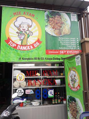 Foto 2 - Interior di Mie Ayam Bangka Top 88 oleh Fico Pangalila