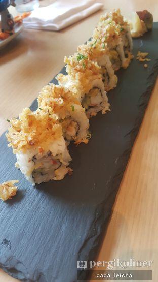 Foto review Oku Japanese Restaurant - Hotel Indonesia Kempinski oleh Marisa @marisa_stephanie 9