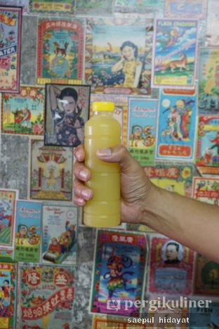 Foto 6 - Makanan(Tebu Lemon) di Claypot Popo oleh Saepul Hidayat