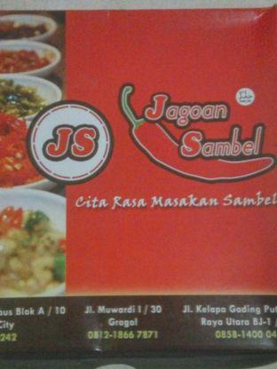 Foto 3 - Makanan di JS Jagoan Sambel oleh Derall Santoso