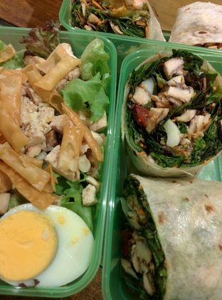 Foto review Crunchaus Salads oleh Fani Fransisca 1