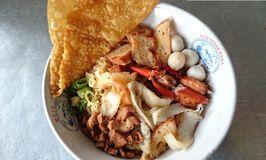 Bakmi Kepiting Ahiong