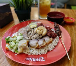 Foto - Makanan di Nasi Campur Aphang oleh Stefanus Mutsu