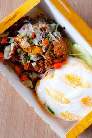 Foto 2 - Makanan di Geprek Bensu oleh Indra Mulia