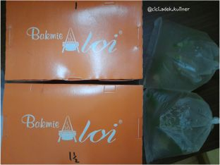 Foto review Bakmie Aloi oleh Jenny (@cici.adek.kuliner) 1