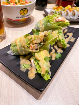 Foto review Genki Sushi oleh Riani Rin 1