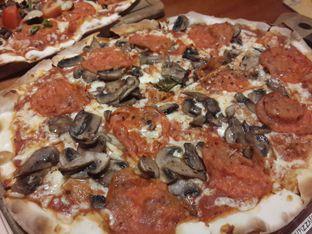 Foto 1 - Makanan(Salame Piccante e Funghi Bianchi) di Pizza E Birra oleh @stelmaris