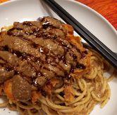 Foto Spaghetti Bumbu Sate di Waroeng Western