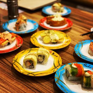 Foto 8 - Makanan di Sushi Mentai oleh IG @riani_yumzone