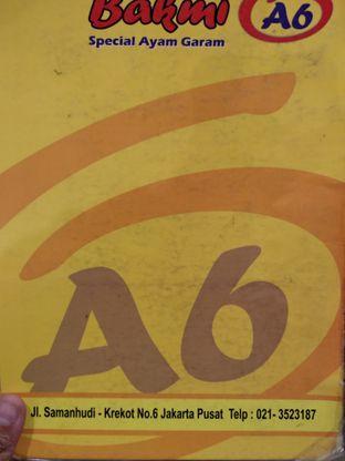 Foto 1 - Interior di Bakmi A6 oleh Wignyo Wicaksono