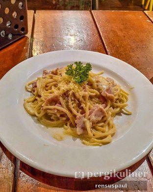 Foto 3 - Makanan(spageti carbonara) di The People's Cafe oleh Rensus Sitorus