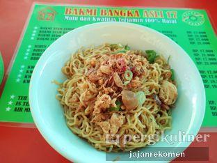 Foto 6 - Makanan di Bakmi Bangka Asli 17 oleh Jajan Rekomen