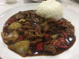 Foto 2 - Makanan(Nasi Sapi Lada Hitam) di Ta Thao Chinese Resto oleh Olivia Olen