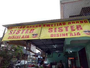 Foto 1 - Eksterior di Kwetiau Arang Sister oleh @duorakuss
