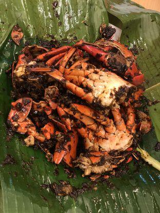 Foto 1 - Makanan(Kepiting Asap) di Bola Seafood Acui oleh YSfoodspottings