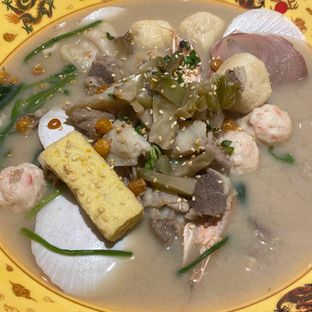 Foto 3 - Makanan di Dragon Hot Pot oleh Levina JV (IG : @levina_eat & @levinajv)