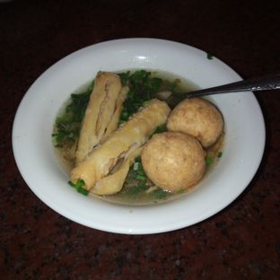 Foto 1 - Makanan di Bakso Enggal Malang oleh Chris Chan