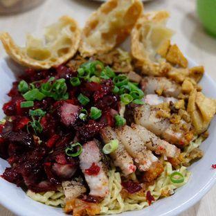 Foto 1 - Makanan di Bubur & Bakmi Boy oleh om doyanjajan