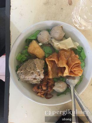 Foto 3 - Makanan(Bakso Campur) di Bakso Pak Ali oleh #alongnyampah
