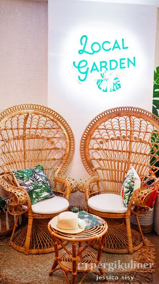 Foto 4 - Interior di The Local Garden oleh Jessica Sisy