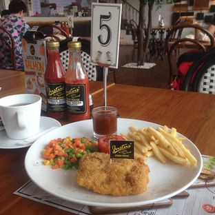 Foto - Makanan di Justus Steakhouse oleh Mr Hungry and Mrs Always Hungry