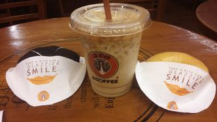 Foto - Makanan(caramel jcocinno) di J.CO Donuts & Coffee oleh Erika  Amandasari