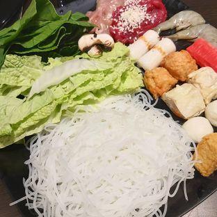 Foto 1 - Makanan di Hayaku Steamboat and Yakiniku oleh denise elysia