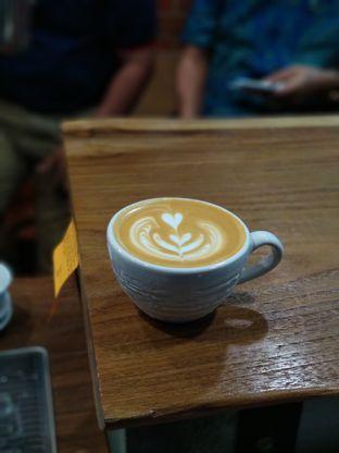 Foto 4 - Makanan(cappuccino latte) di Toraja Coffee House oleh Andreas ( IG : ommakanom )