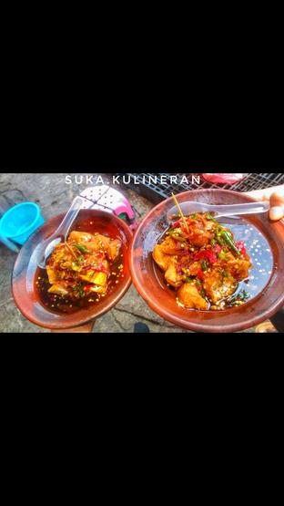 Foto 1 - Makanan di Tahu Gejrot Bang Jack oleh Fitria Laela