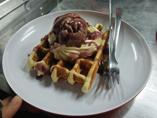 Foto review Many Pany Pancake & Waffle oleh ochy  safira  2