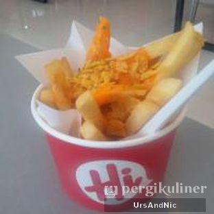 Foto - Makanan(Fries Busy Cheesy) di Hi Fries oleh UrsAndNic
