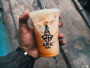 Foto review ARK.Koffie oleh Fajar | @tuanngopi  1