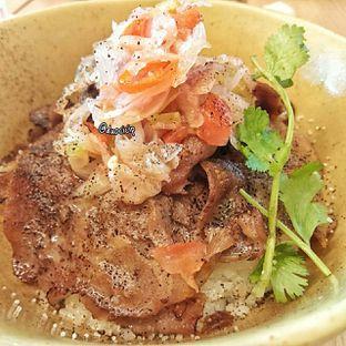 Foto 1 - Makanan(Ox tongue dabu) di Mangkok Ku oleh duocicip