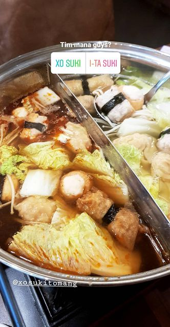 Foto Makanan di X.O Suki & Cuisine