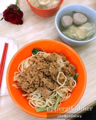 Foto 1 - Makanan(Bakmie Bakso Pangsit) di Bakmie BBT oleh Rachel Intan Tobing