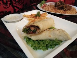 Foto 4 - Makanan di Ali Baba Middle East Resto & Grill oleh ochy  safira