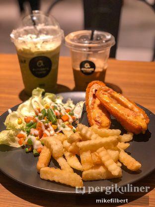 Foto 1 - Makanan di Authentic Coffee oleh MiloFooDiary | @milofoodiary