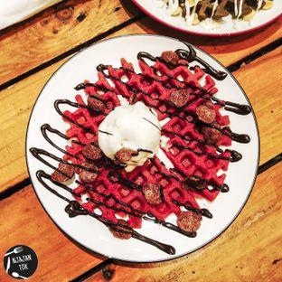 Foto 1 - Makanan di Be Waffle oleh NJAJANTOK SURABAYA