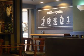 Foto Interior di Starbucks Coffee