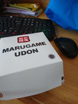 Foto 2 - Makanan di Marugame Udon oleh Nia Nur Ariyanti