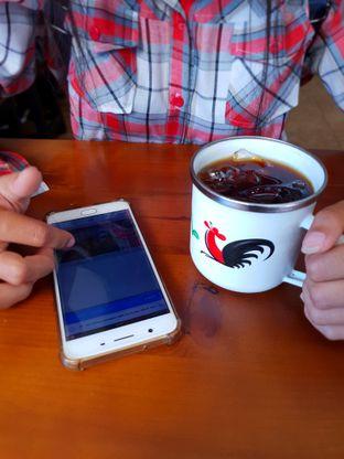 Foto 3 - Makanan(Es Kopi Hitam) di Koffie Kedai oleh Adhy Musaad