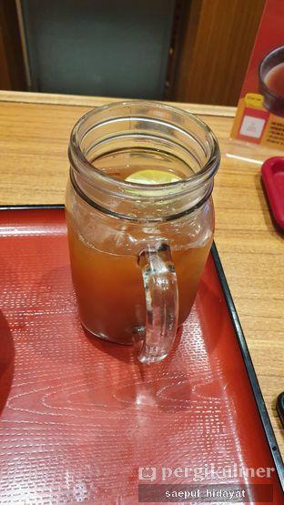 Foto 1 - Makanan(Honey lemon black tea) di Sukiya oleh Saepul Hidayat