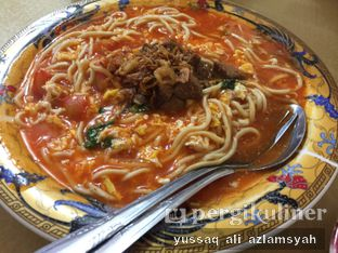 Foto 1 - Makanan di Depot Mie Kocok Suk Asin oleh Yussaq & Ilatnya
