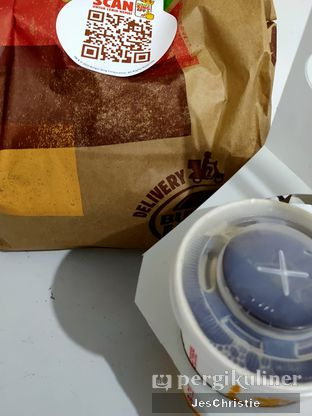 Foto review Burger King oleh JC Wen 4