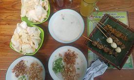 Bubur Ayam Kampung Nyemplung