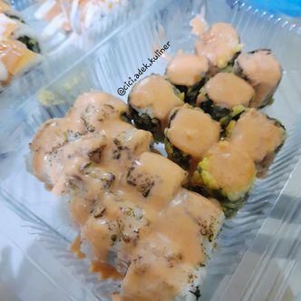 Foto Makanan di Tanoshi Sushi