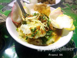 Foto review Bubur Ayam Saputra oleh Fransiscus  2